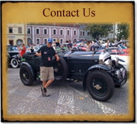 contact us about an antique car